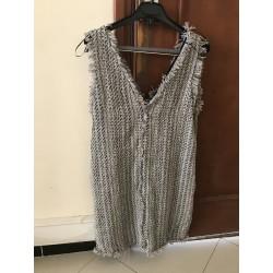 Robe tweed zara