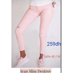 Jean Slim DESTROY
