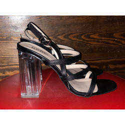 Sandales Talons noirs