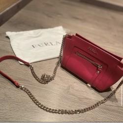 Furla sac rouge